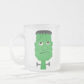 Frankenstein Frosted Mug