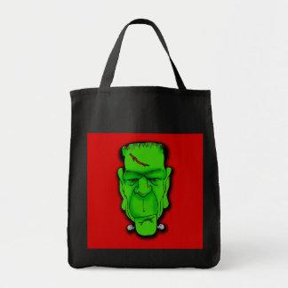 ¡Frankenstein hace frente al subtítulo él usted mi Bolsa Tela Para La Compra