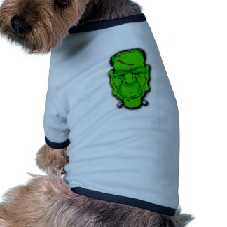 ¡Frankenstein hace frente al subtítulo él usted mi Camisetas Mascota