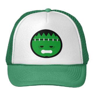 Frankenstein Halloween cap Trucker Hats