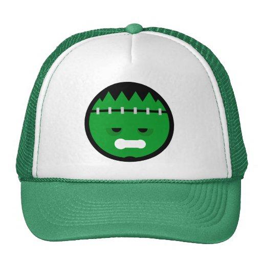 Frankenstein Halloween cap Trucker Hat