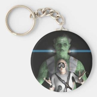 Frankenstein - Halloween Key Chain