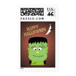 Frankenstein Halloween Postage