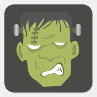 Frankenstein Halloween Stickers