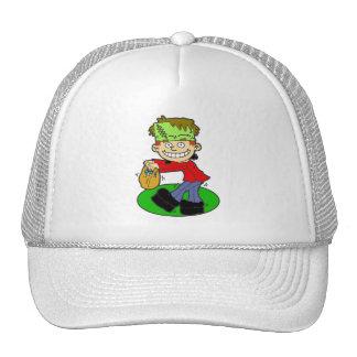 Frankenstein Trucker Hat