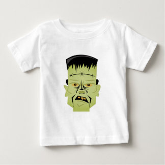 Frankenstein Head Baby T-Shirt