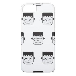 Frankenstein heads Halloween iPhone 7 Case