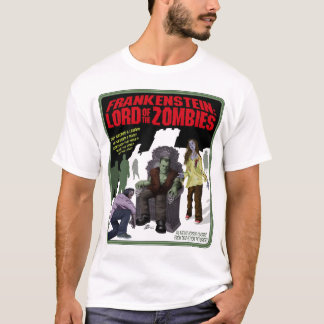 Frankenstein: Lord of the Zombies T-Shirt