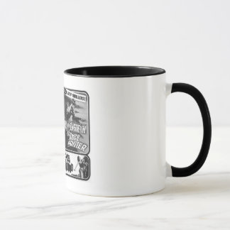 Frankenstein Meets the Space Monster Mug