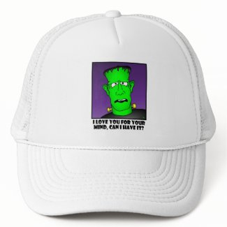 FRANKENSTEIN MIND-2 hat