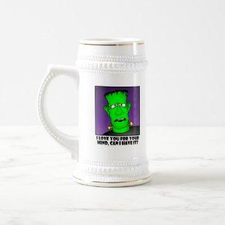 FRANKENSTEIN MIND-2 mug
