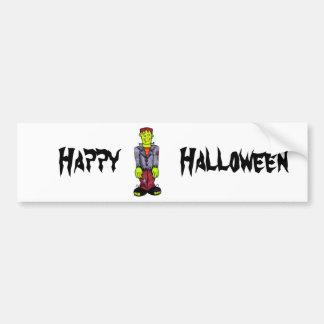 Frankenstein Monster Bumper Stickers