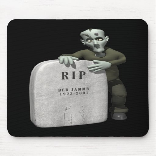 Frankenstein Mouse Pads