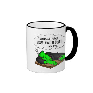 Frankenstein Mousepads & Mugs