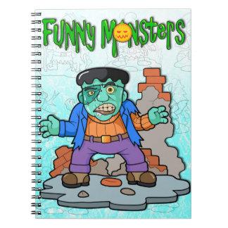 Frankenstein Notebook