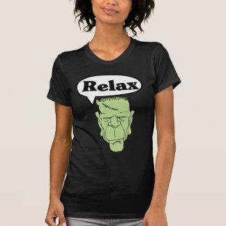 Frankenstein Relax Destroyed T-Shirt T Shirt