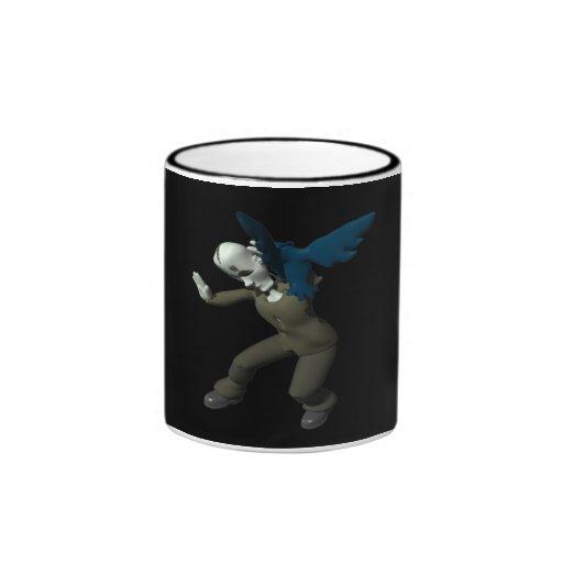 Frankenstein Ringer Coffee Mug