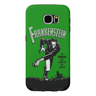 Frankenstein - Samsung Galaxy S6 Halloween Samsung Galaxy S6 Case