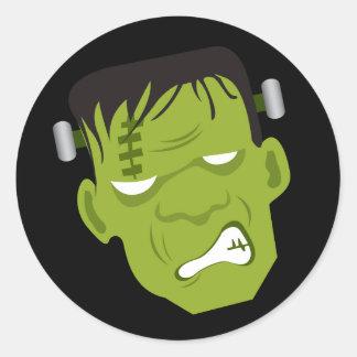 Frankenstein Stickers