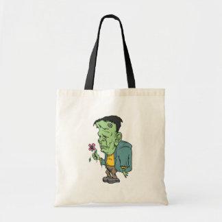 Frankenstein Trick-or-Treat Bag