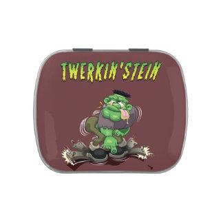 Frankenstein Twerks Latas De Caramelos