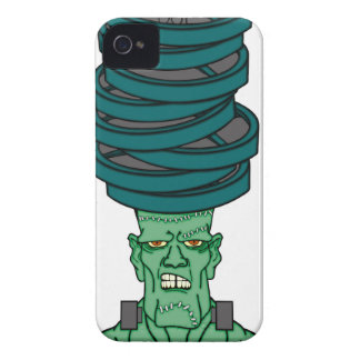 Frankenstein under weights Case-Mate iPhone 4 case