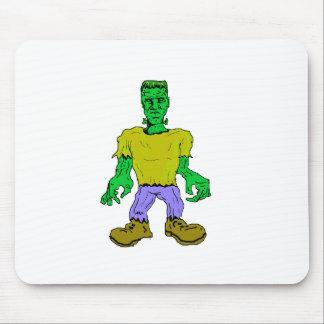 Frankenstein's Monster Mouse Pad