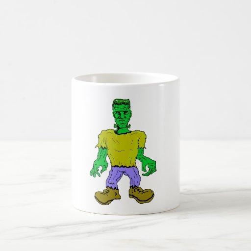 Frankenstein's Monster Coffee Mugs