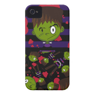 Frankensteins Monster Patterned iphone Case