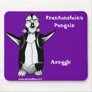 Frankenstein's Penguin: Arrggh! Mouse Pad