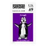 Frankenstein's Penguin: Arrggh! Postage Stamps