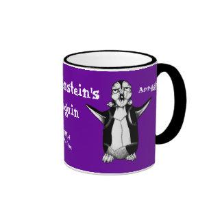 Frankenstein's Penguin: Arrggh! Ringer Mug