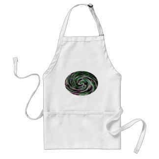Frankenstorm 2012 adult apron
