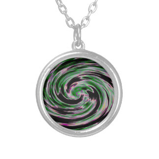 Frankenstorm 2012 personalized necklace