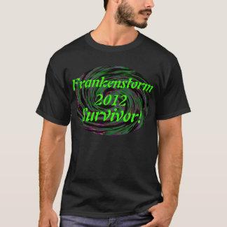 Frankenstorm 2012 Sandy Survivor T-Shirt