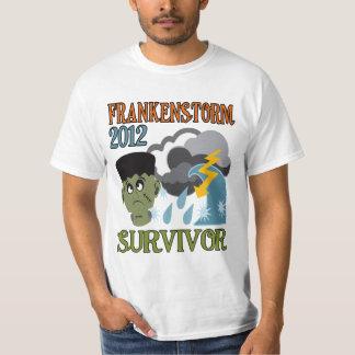 Frankenstorm 2012 Survivor Tee Shirt