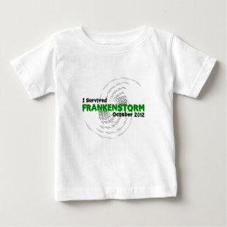Frankenstorm Baby T-Shirt