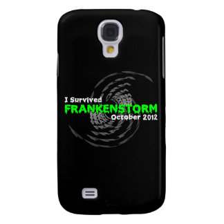 Frankenstorm Samsung Galaxy S4 Cover