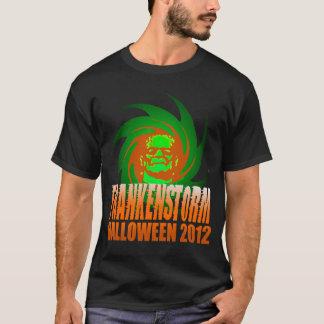 FRANKENSTORM - (Hurricane Sandy) Halloween 2012 T-Shirt