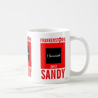 Frankenstorm Sandy Hurricane Mug 5