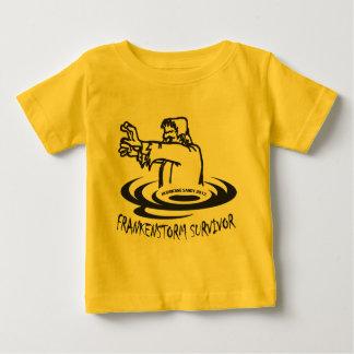 Frankenstorm Survivor Baby T-Shirt