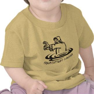 Frankenstorm Survivor Tshirt