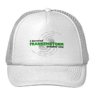 Frankenstorm Trucker Hat