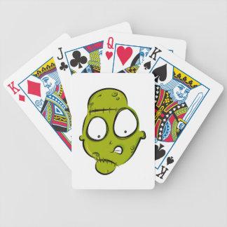 Frankenweenie Baraja Cartas De Poker