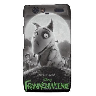 Frankenweenie Movie Poster Droid RAZR Cover