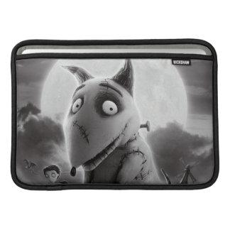 Frankenweenie Movie Poster MacBook Sleeve