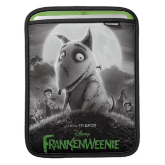 Frankenweenie Movie Poster Sleeves For iPads
