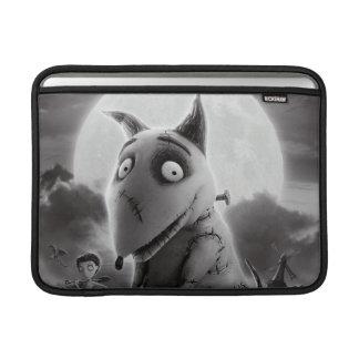 Frankenweenie Movie Poster MacBook Air Sleeves