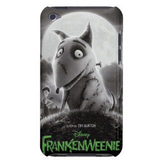 Frankenweenie Movie Poster iPod Touch Cover