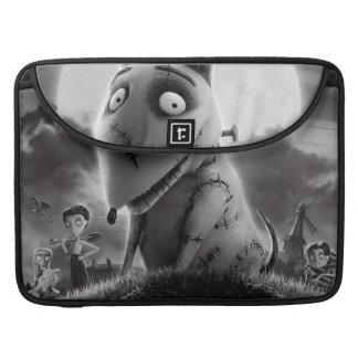 Frankenweenie Movie Poster MacBook Pro Sleeves